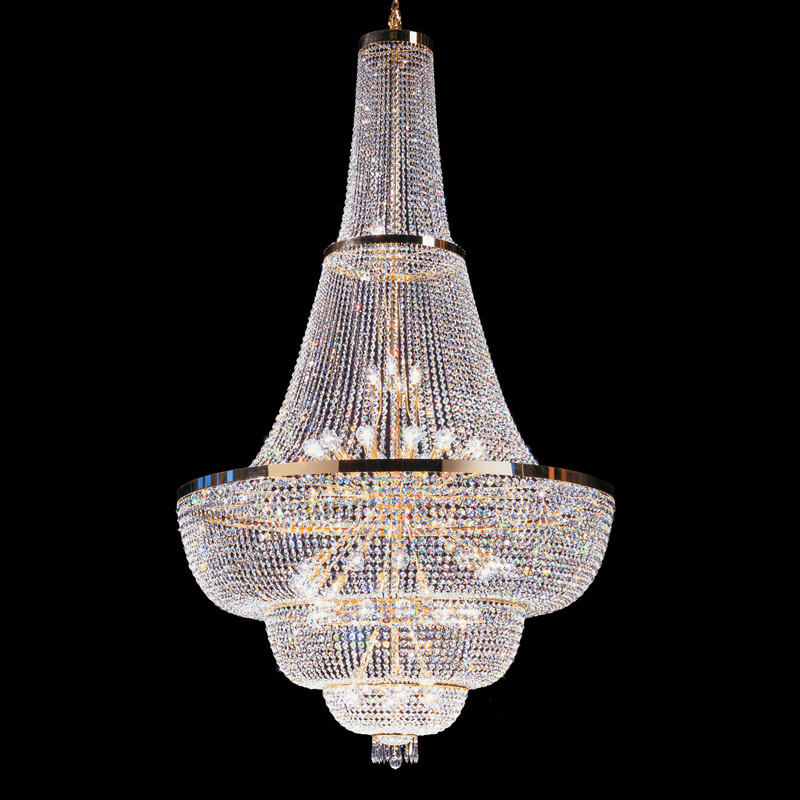 Large Empire Chandeliers